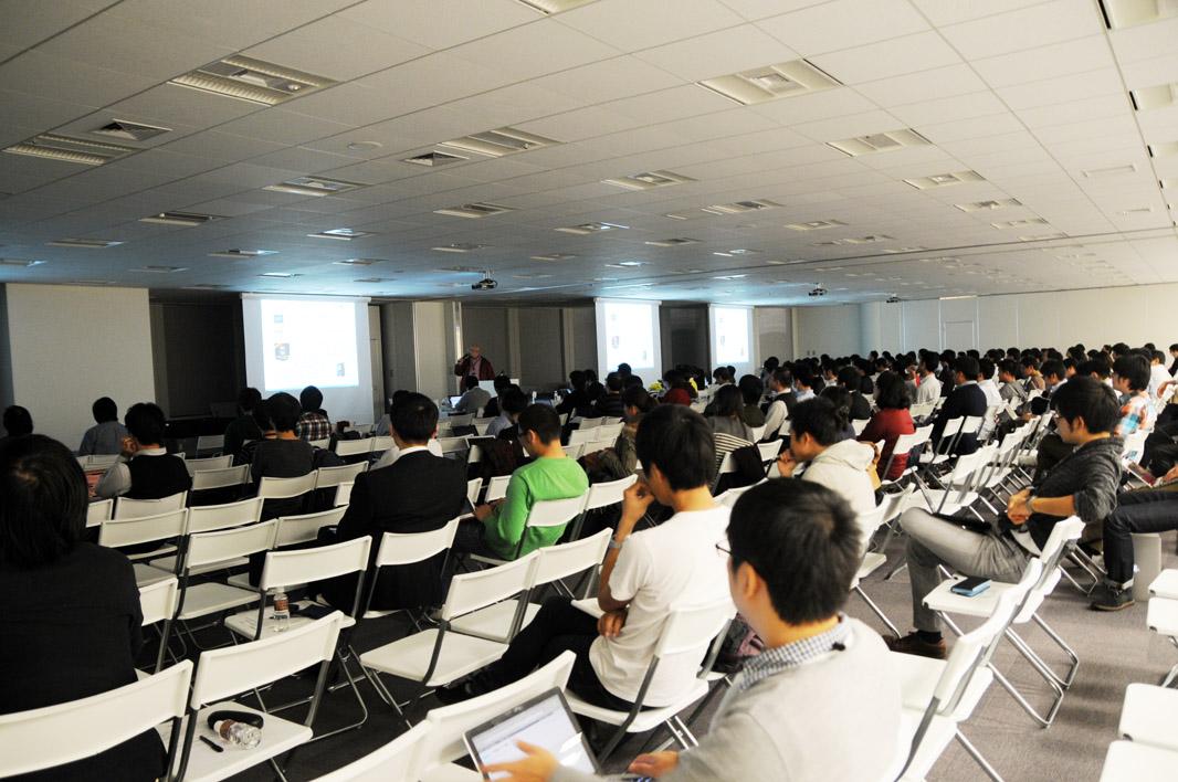 gree tech talk #4 yamamoto