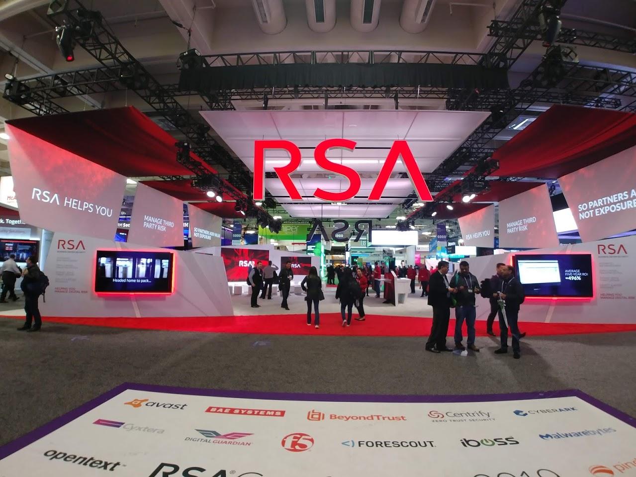 RSA Conferenceに参加しました