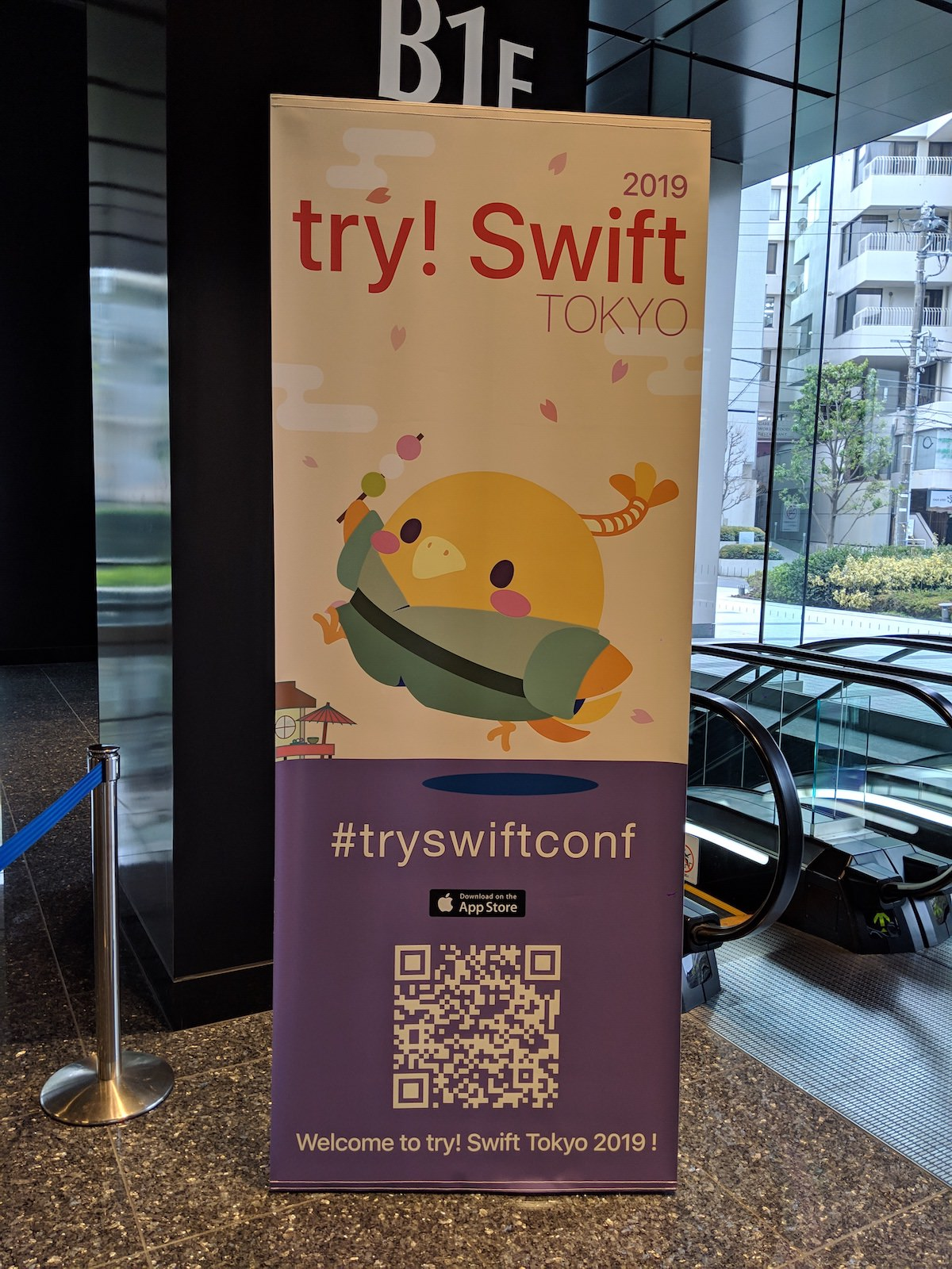 try! Swift Tokyo 2019に参加してきました